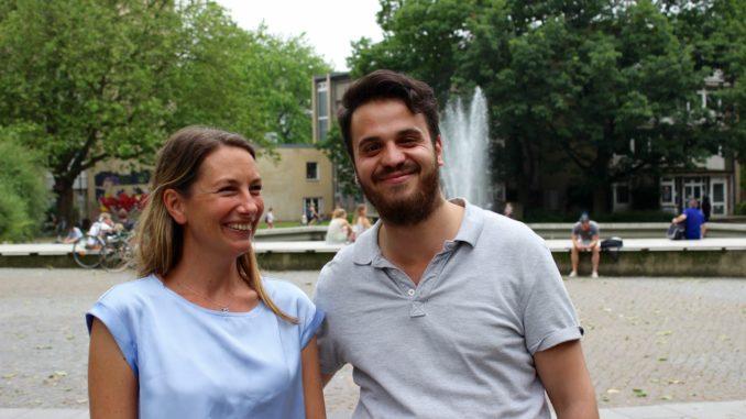 Babette und Hussam