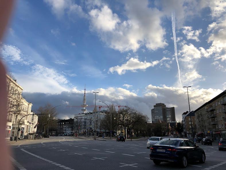 Hamburg. foto: Hussam