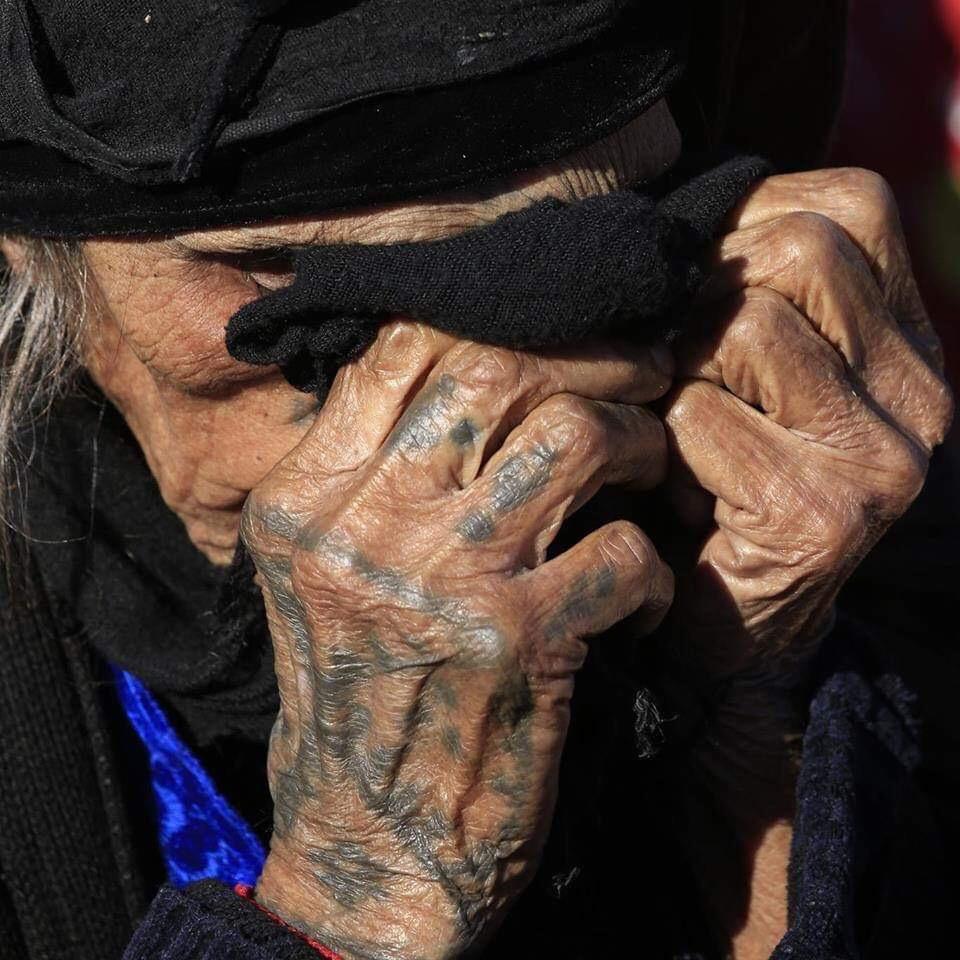 Eine irakische Frau. Foto: Alaa Almarjanie.