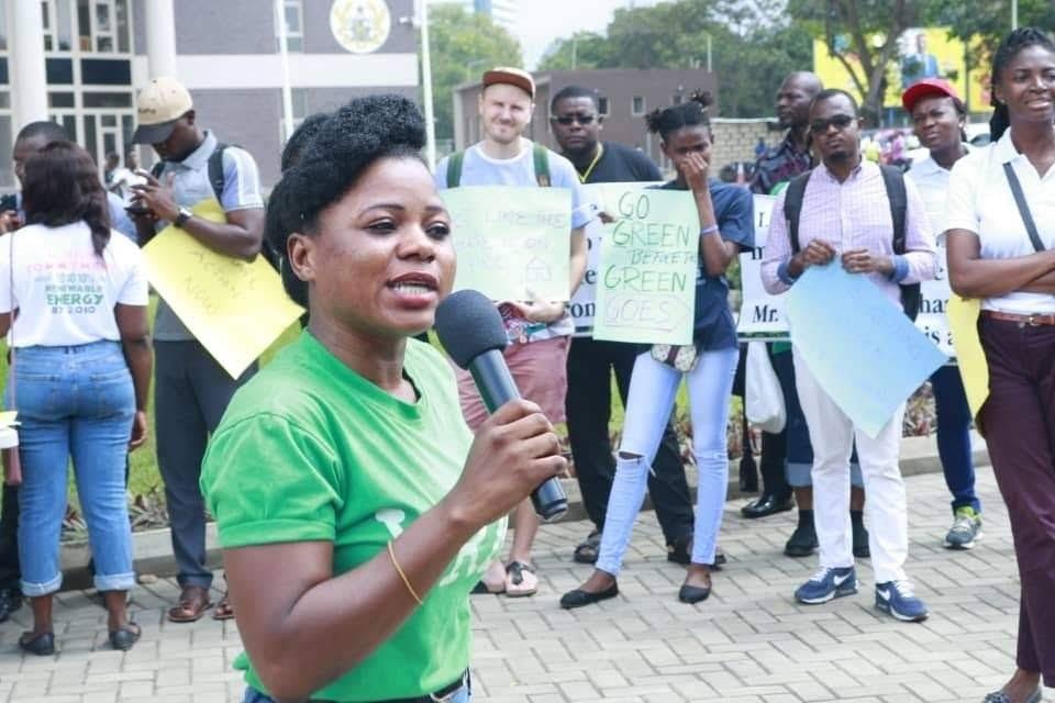 Ellen Lindsey Awuku / Foto: Copyright Seth B. Ansong