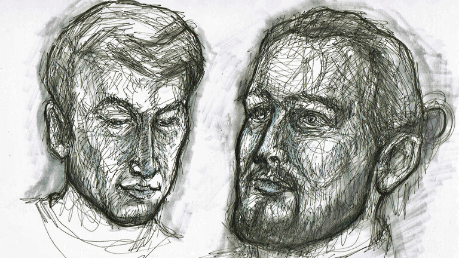 Tarek Saad und Johnas Nahnsen. Bild von Eugenia Loginova.