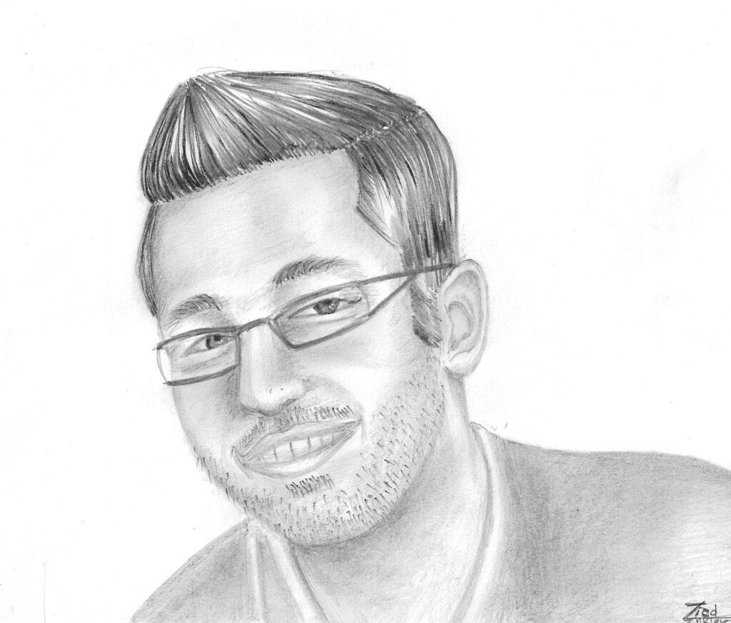 Joud Ismail. Bild: Ziad Znklow