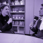 Foto: Privat. Tarek Saad und Lilli Janik im Interview.
