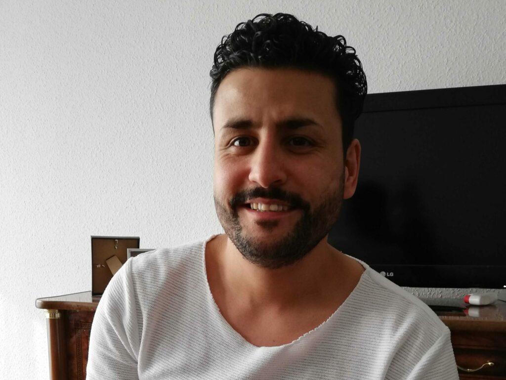 xIbrahim Arslan setzt sich für Opfer von rassistischer Gewalt ein.