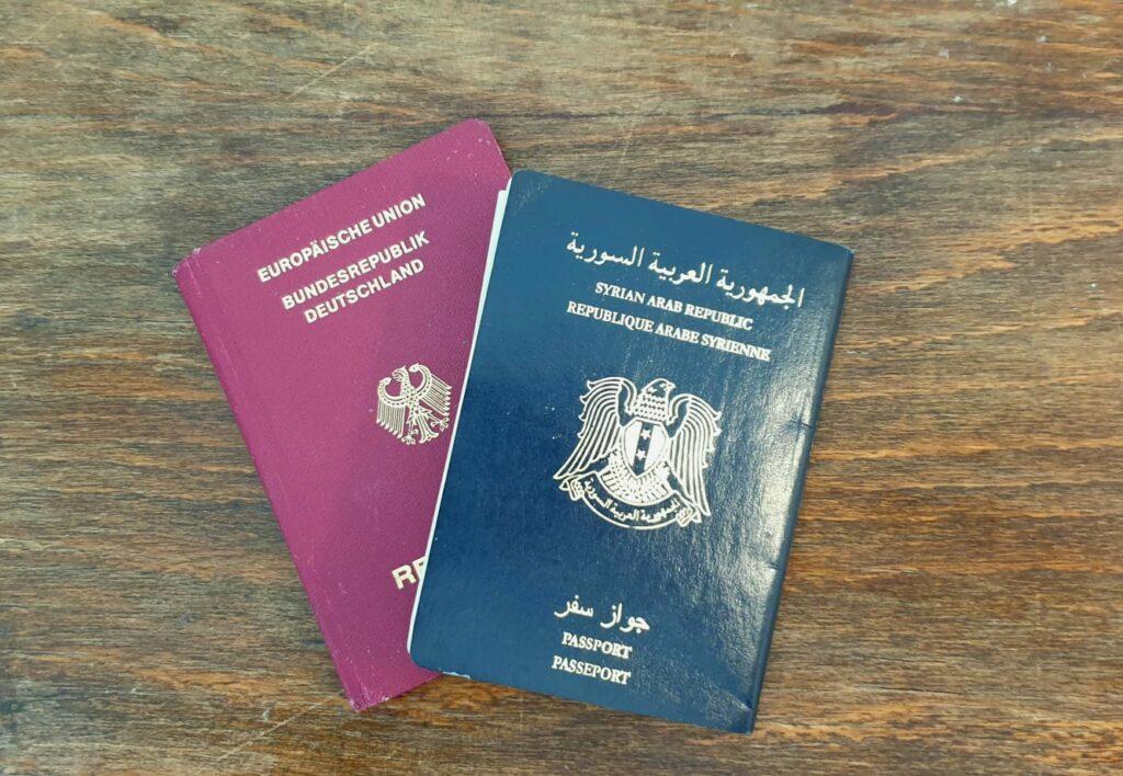 Braucht man einen Pass aus dem Heimatland, um die Aufenthaltserlaubnis zu verlängern? Foto: Hussam Al Zaher