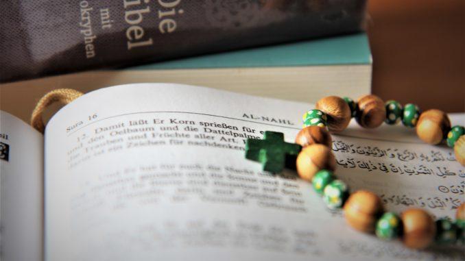 Religion ist für viele Geflüchtete wichtig. Foto: Sophie Laura Martin.