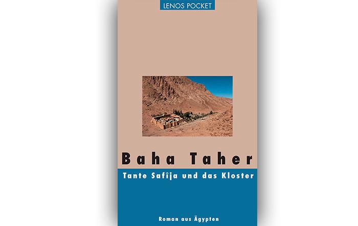"""""""Tante Safija und das Kloster"""" Umschlag des Buch."""