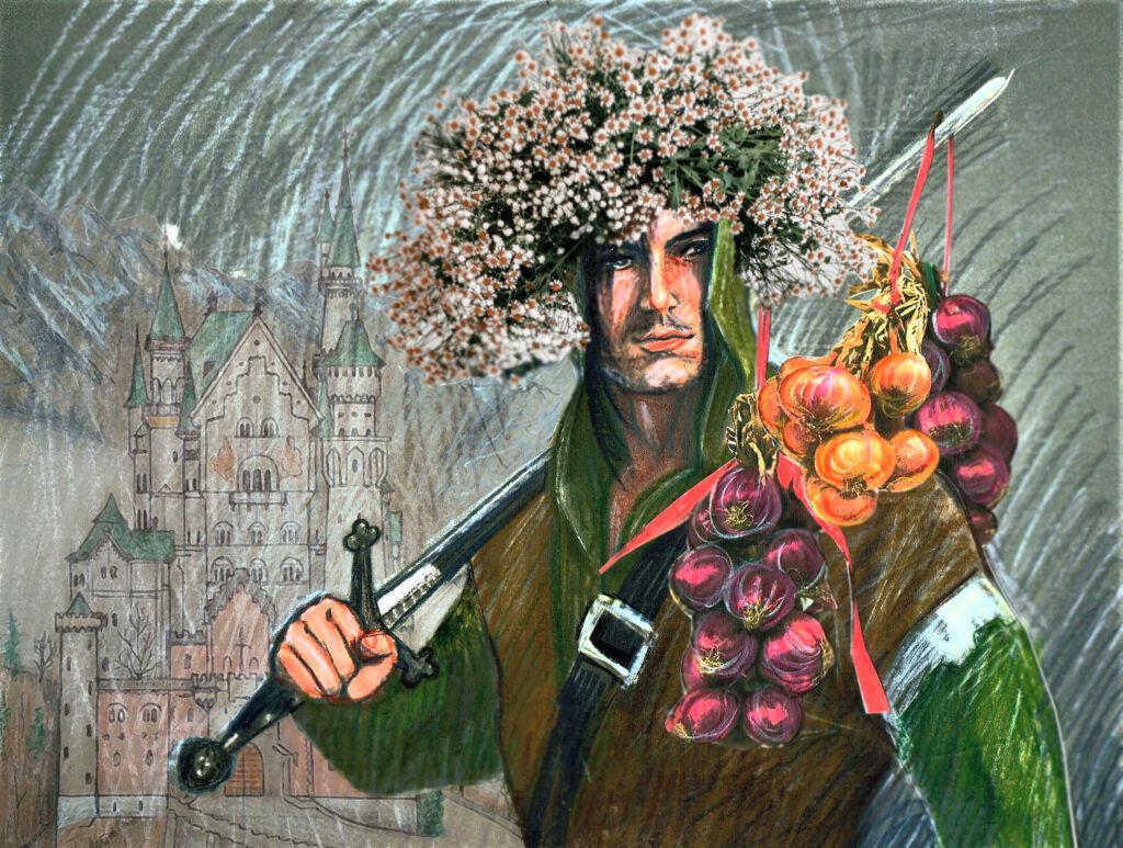Was bringt uns unser kulinarischer Robin Hood heute auf den Tisch?
