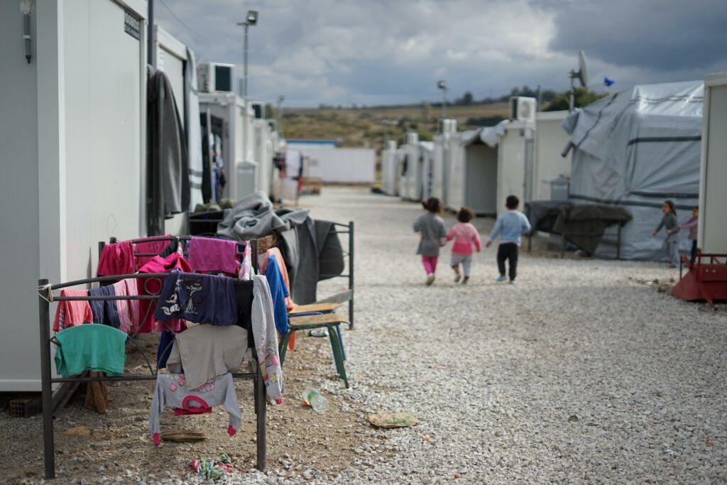 Katastrophale Zustände an Europas Außengrenzen