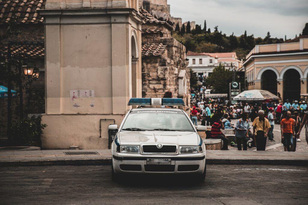 Griechenland: Einschränkungen für die Medien nach der Zerstörung Morias