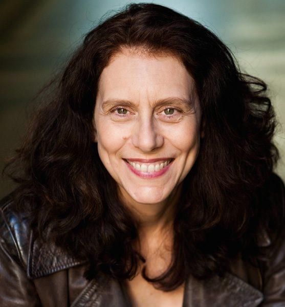 Myriam Halberstam, Gründerin des jüdischen Verlags Ariella.