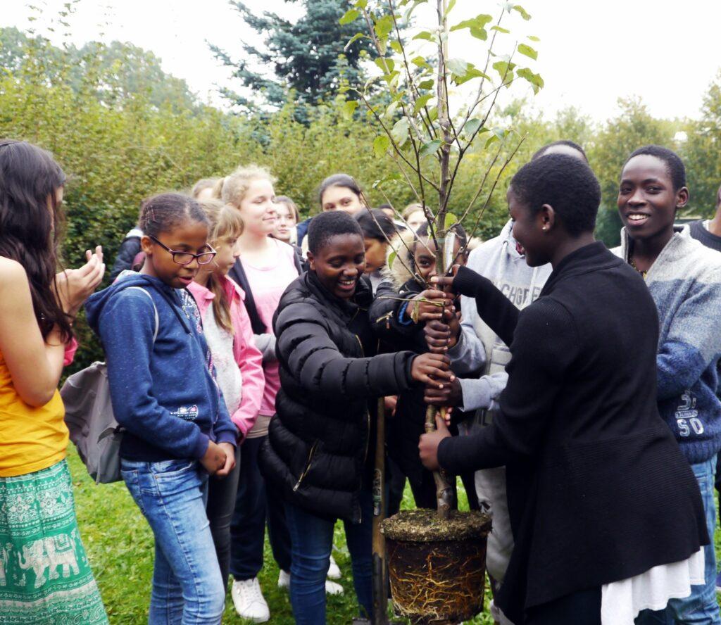 Creactiv-Projekt, Bildung für Klimagerechtigkeit