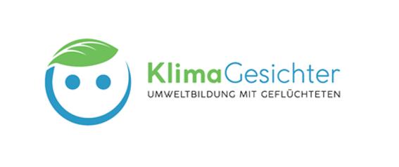 Logo der KlimaGesichter