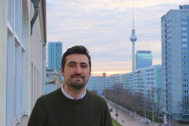 Sami Celticoglu in Berlin