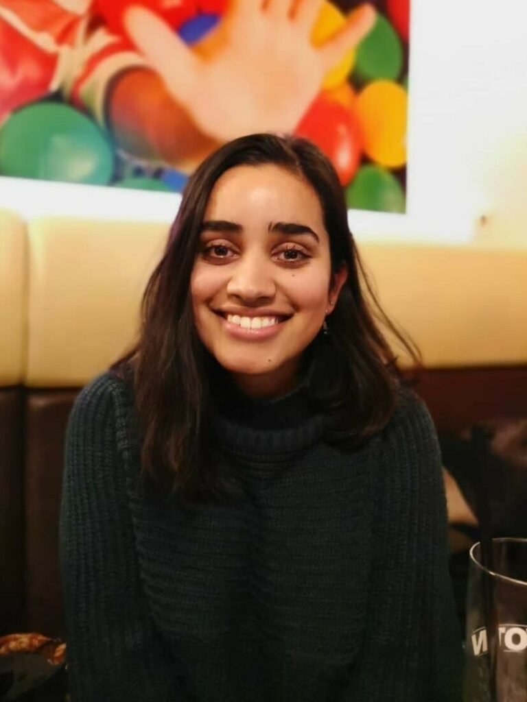 Sarah Zaheer