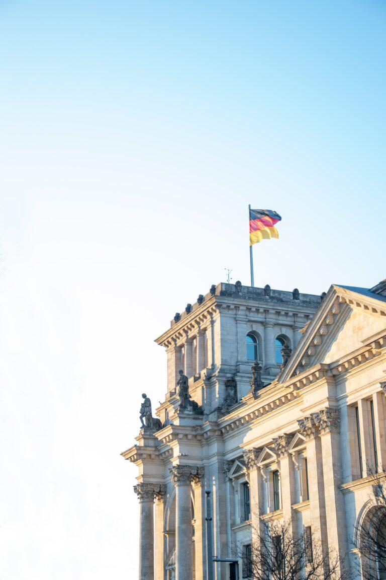 Deutscher Bundestag, Bundestagswahl